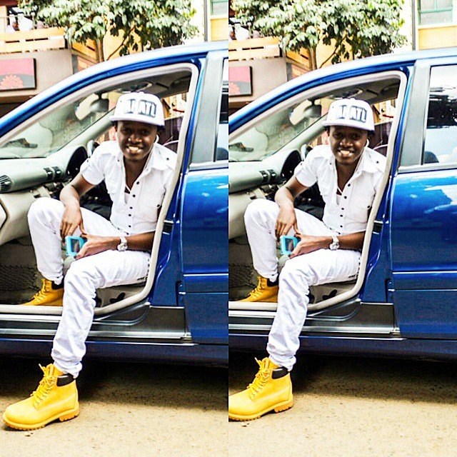 A Glimpse Of The Expensive Car Gospel Star Bahati Drives