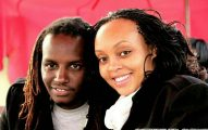 Kaytrixx and wife