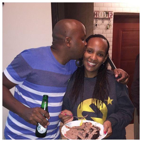 dj creme and wife