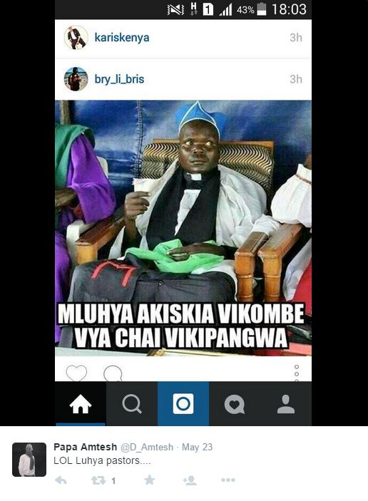 11 Luhya Memes That Cracked Us Up This Week Naibuzz