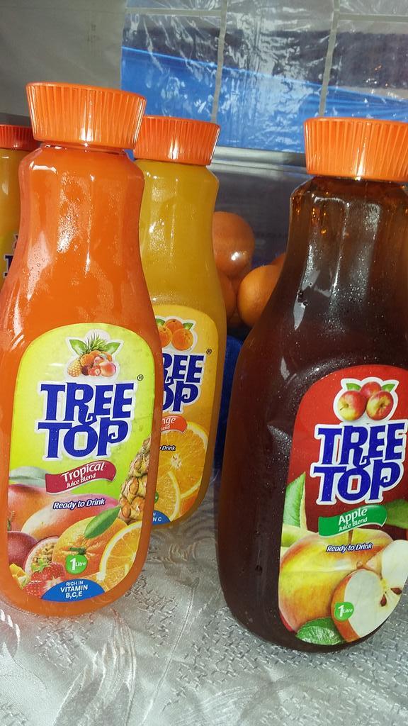 treetop juice
