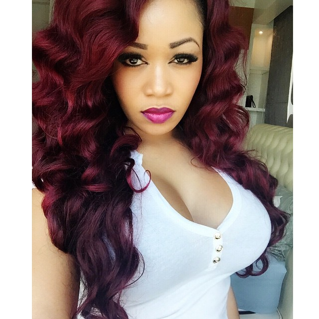 Vera Sidika Gets Herself A New 2015 Range Rover Sport ...