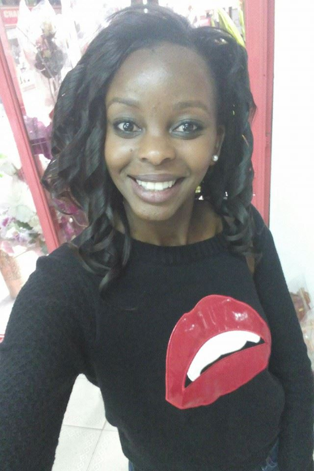 Meet Elsie Stephens, Kanze Dena's Beautiful Sister - Naibuzz