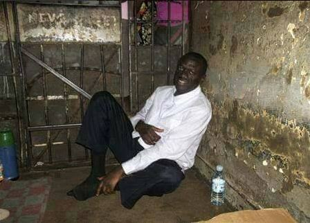 Kizza-Besigye-Arrested