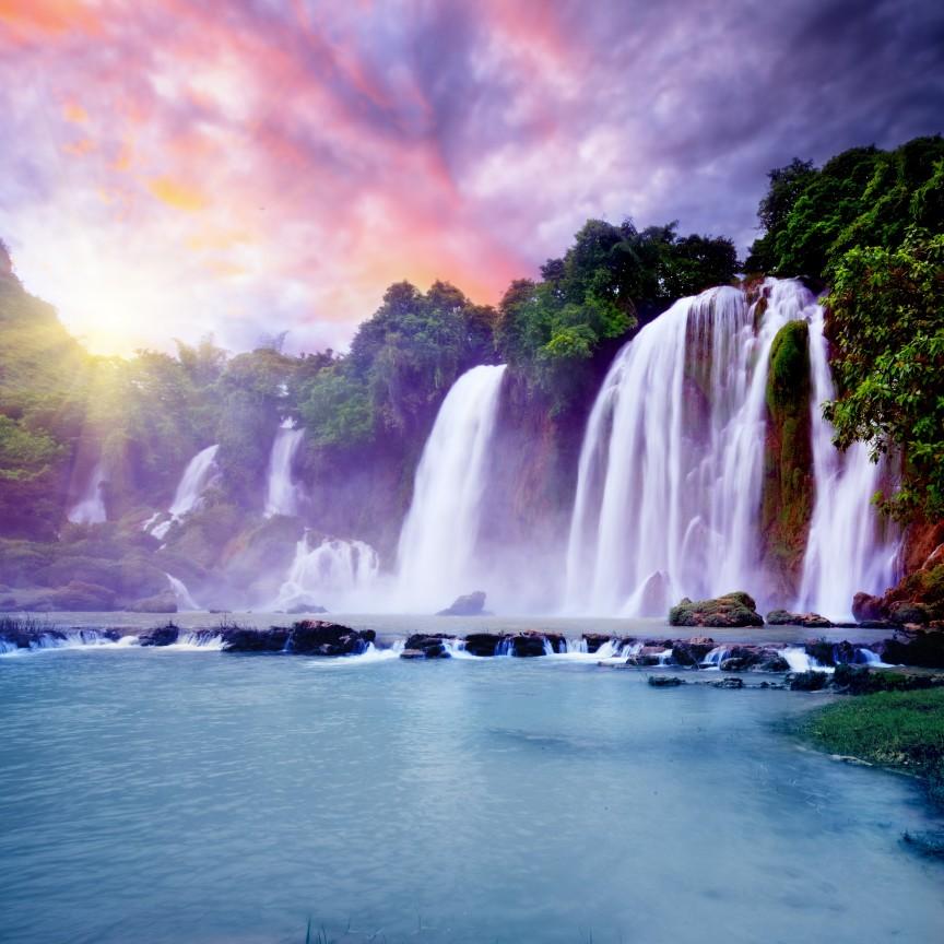 Ban Gioc–Detian Falls, China