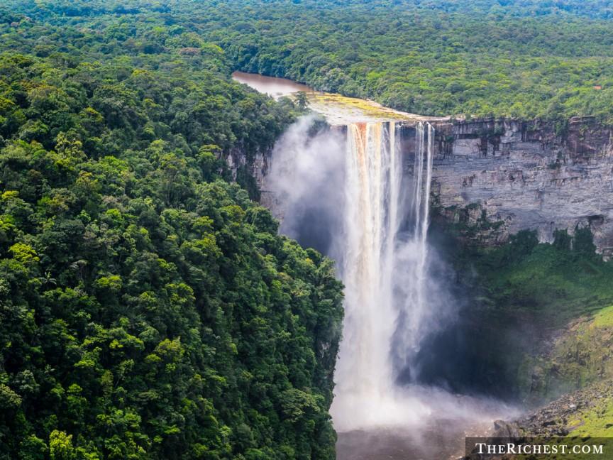 Kaieteur Falls, Guyana