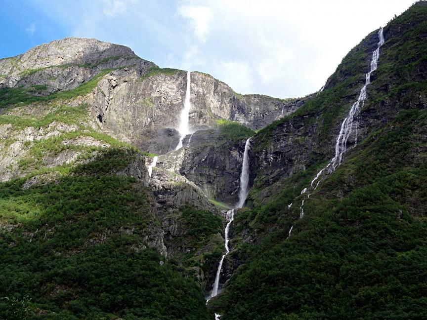 Kjelfossen, Norway