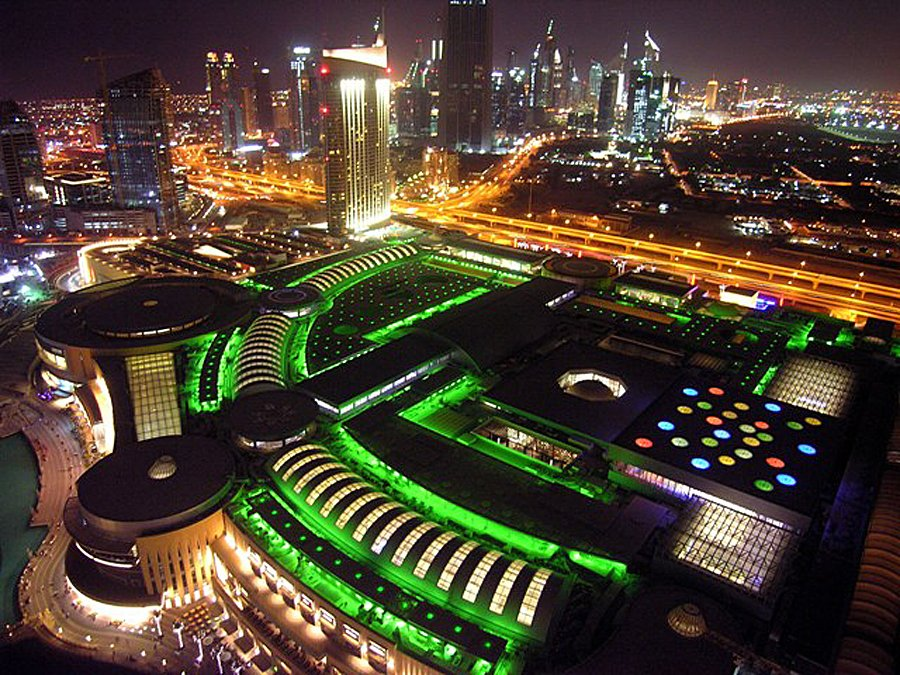 dubai-mall-at-night