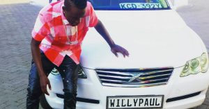 willy paul car