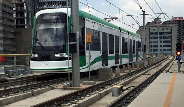 Ethiopia's Ultra Modern Light Rail System Starts Operation ...
