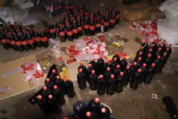 How Fake Coca Cola And Sprite Is Manufactured In India