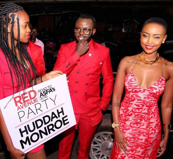 Huddah-Monroes-Avenue-After-Party-in-Uganda-6