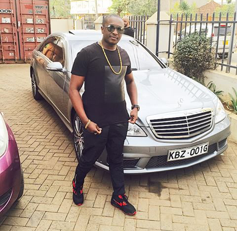 Photos Now Check Out Steve Mbogo S Really Expensive Cars