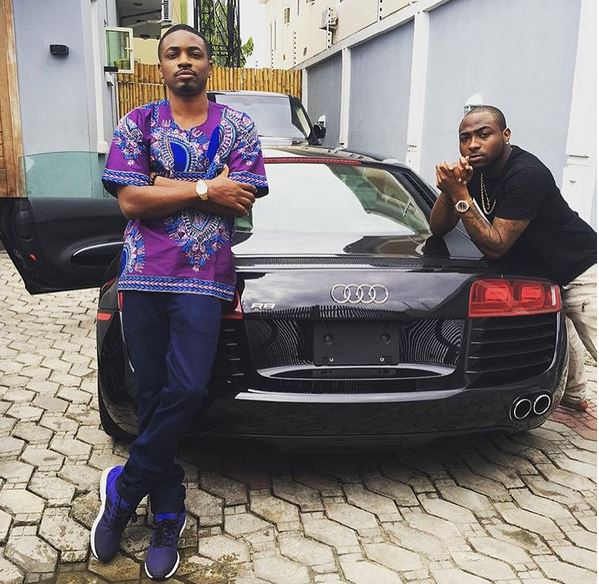 Top 10 Most Expensive Cars >> PHOTOS: Check Out Davido's Fleet Of Expensive Cars - Naibuzz