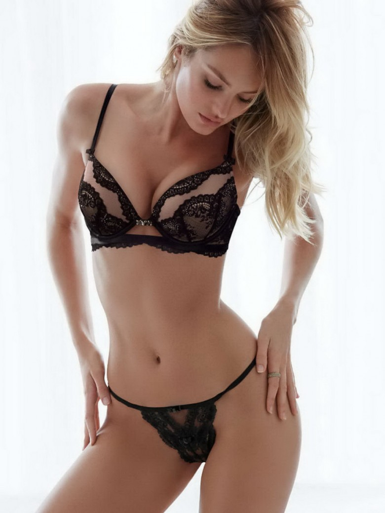 "60f6d53563f Although the stunning ""Victoria s Secret Designer Collection Lace Plunge  Push-Up Bra"" is only (yes"