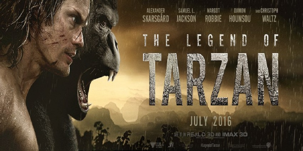 the legend of tarza