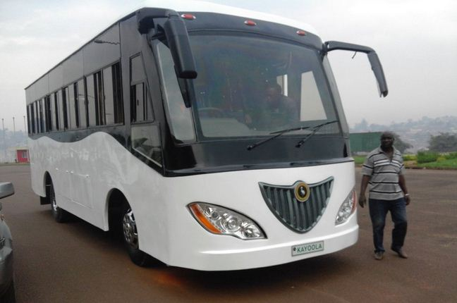Uganda S Kiira Produces The First Solar Bus In Africa