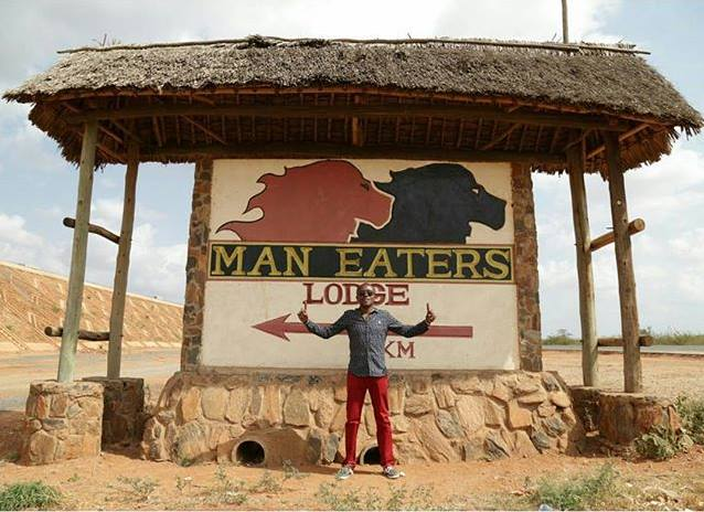 Man Eater Lodge