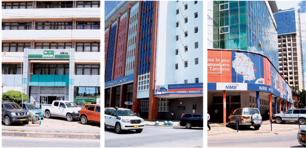 Biggest BANKS in tanzania