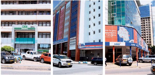 Biggest BANKS in tanzania