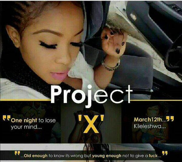 Project X Kileleshwa