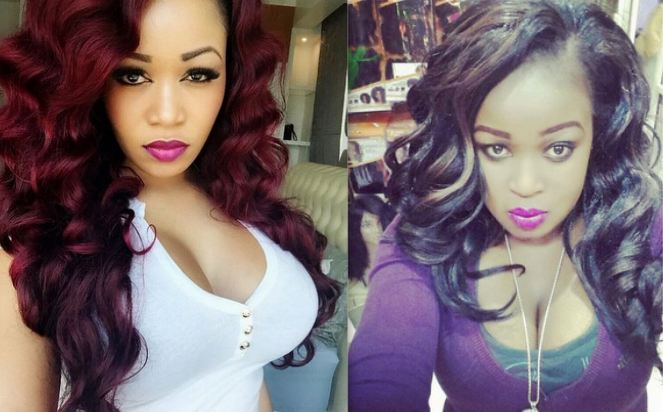 This Girl Could Easily Qualify To Be Vera Sidika's Twin ...