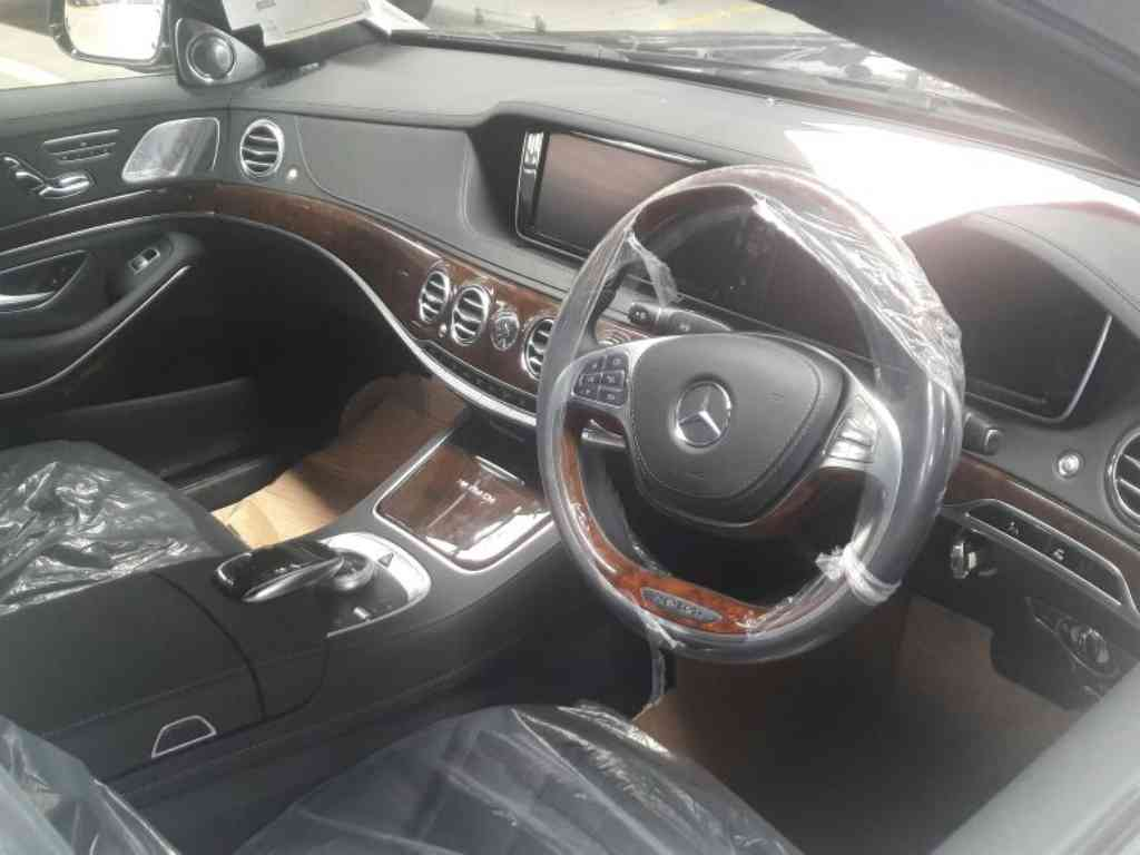 Chris Kirubi Gets A Ksh40 Million Maybach Mercedes Benz