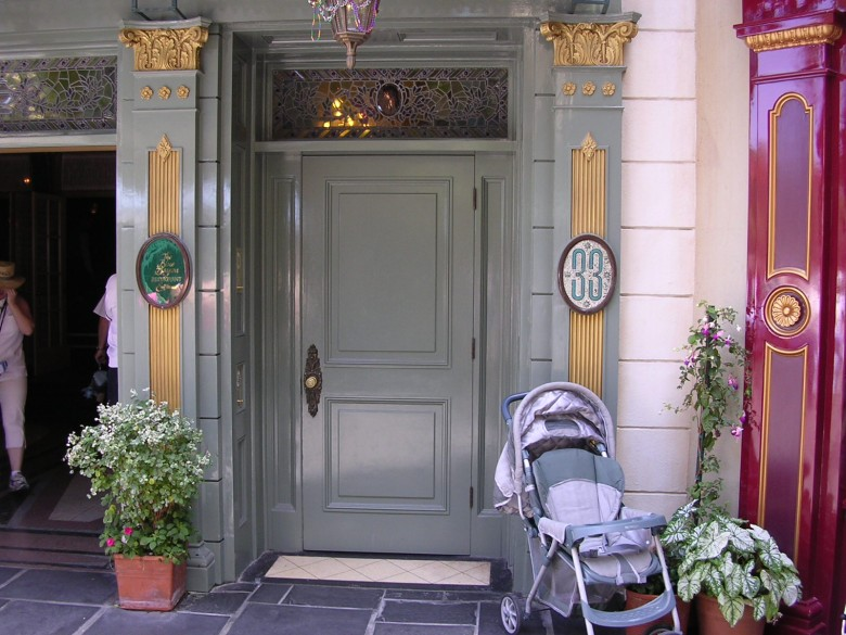 Disneyland's Club 33 – New Orleans, USA