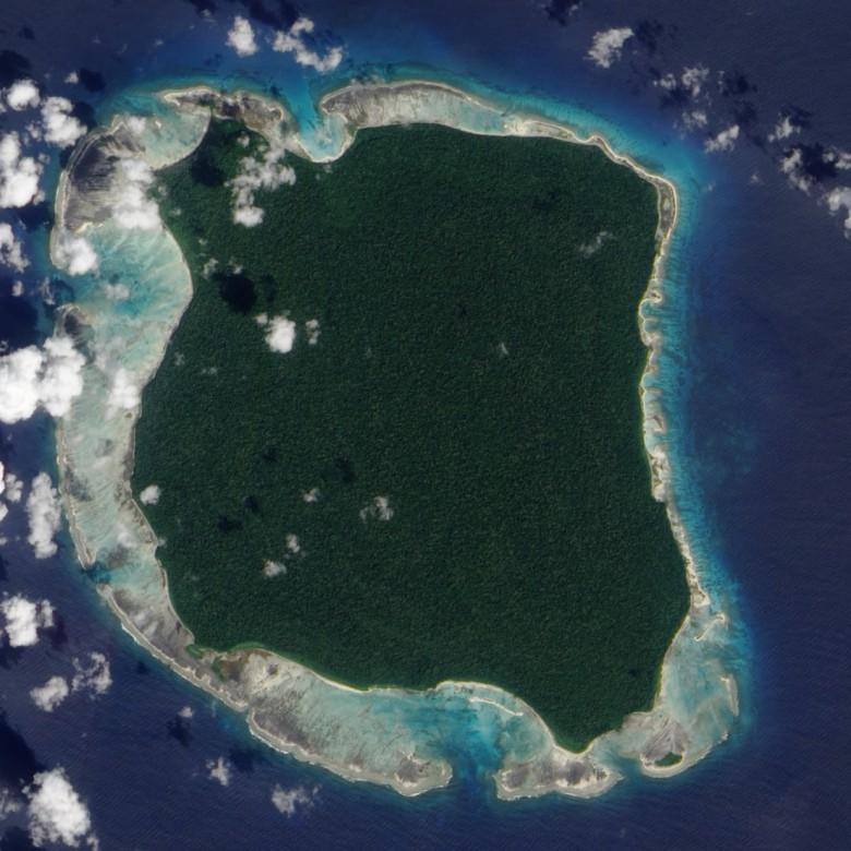 North_Sentinel_Island North Sentinel Island – Andaman Islands, Bay of Bengal