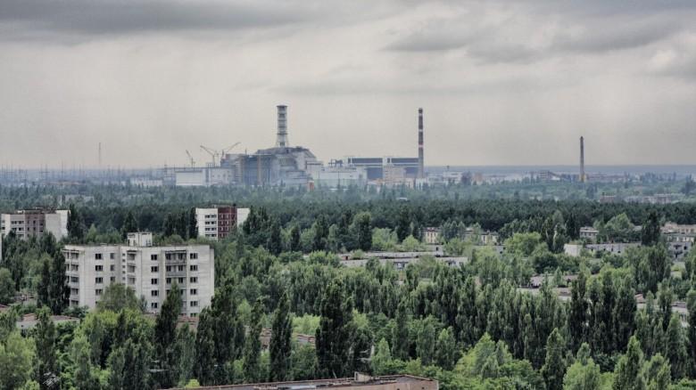 Pripyat – Ukraine