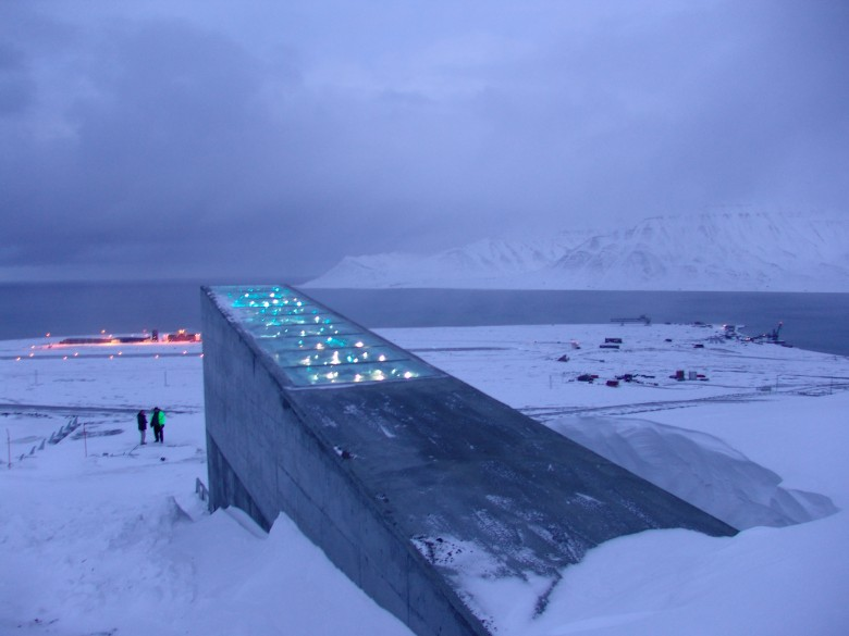 Svalbard Global Seed Vault – Norway