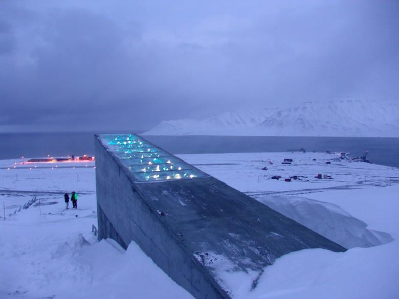 Svalbard Global Seed Vault – Norway