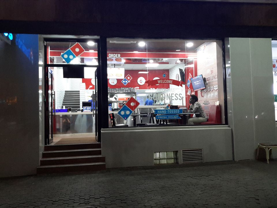 dominos kenya