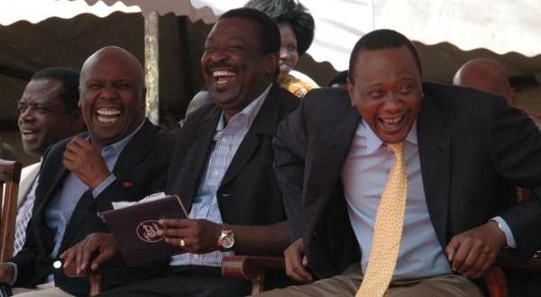 Uhuru Kenyatta And Gideon Moi Hanging Out In Their 20s
