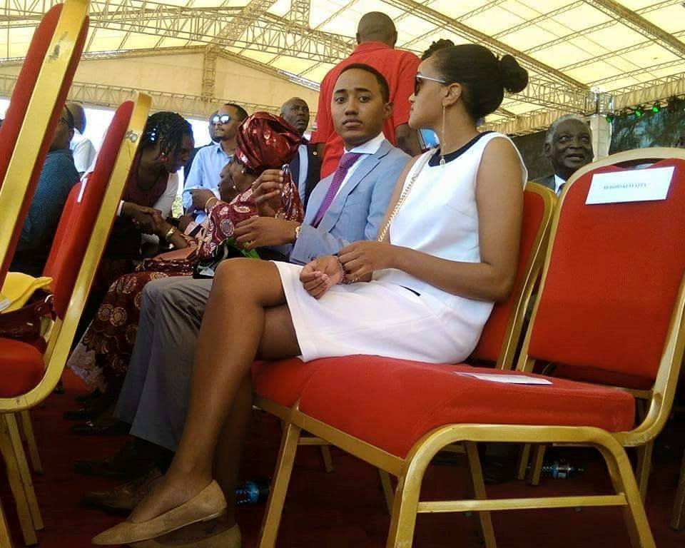 Uhuru kenyatta son dating his mom. cows for sale in bangalore dating.