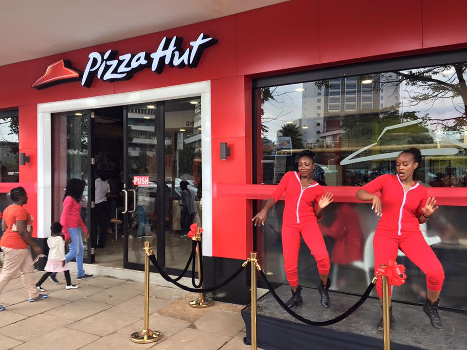 pizza hut kenya