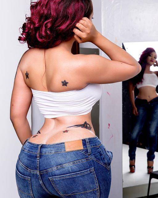 vera sidika tattoos