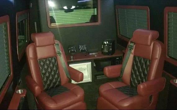 Victor Wanyama Ships A Ksh25 Million Custom Luxury Van For His