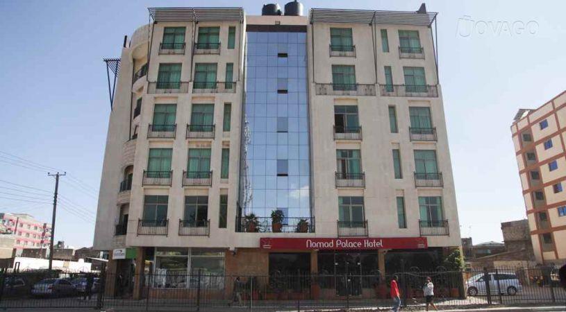 Nomad Hotel Nairobi