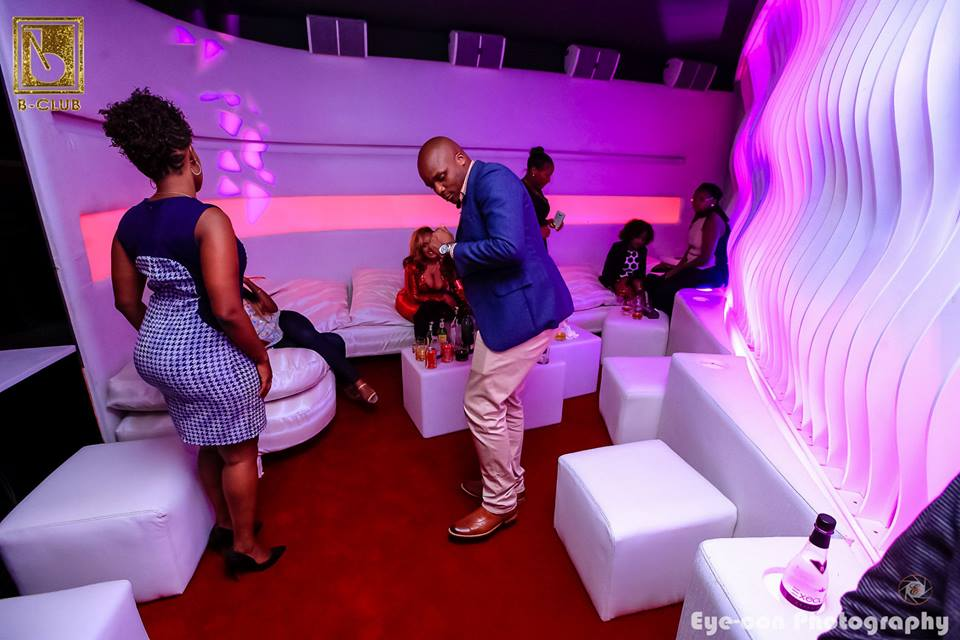 Inside B Club Where Nairobi Millionaires Blow Their