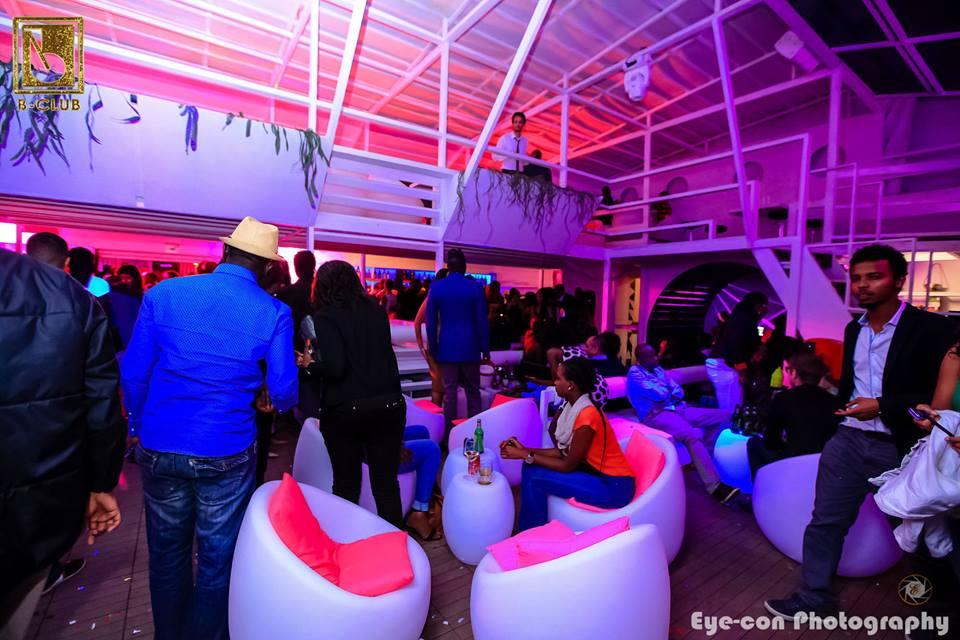 Inside B Club - Where Nairobi Millionaires Blow Their Money (PHOTOS) - Naibuzz
