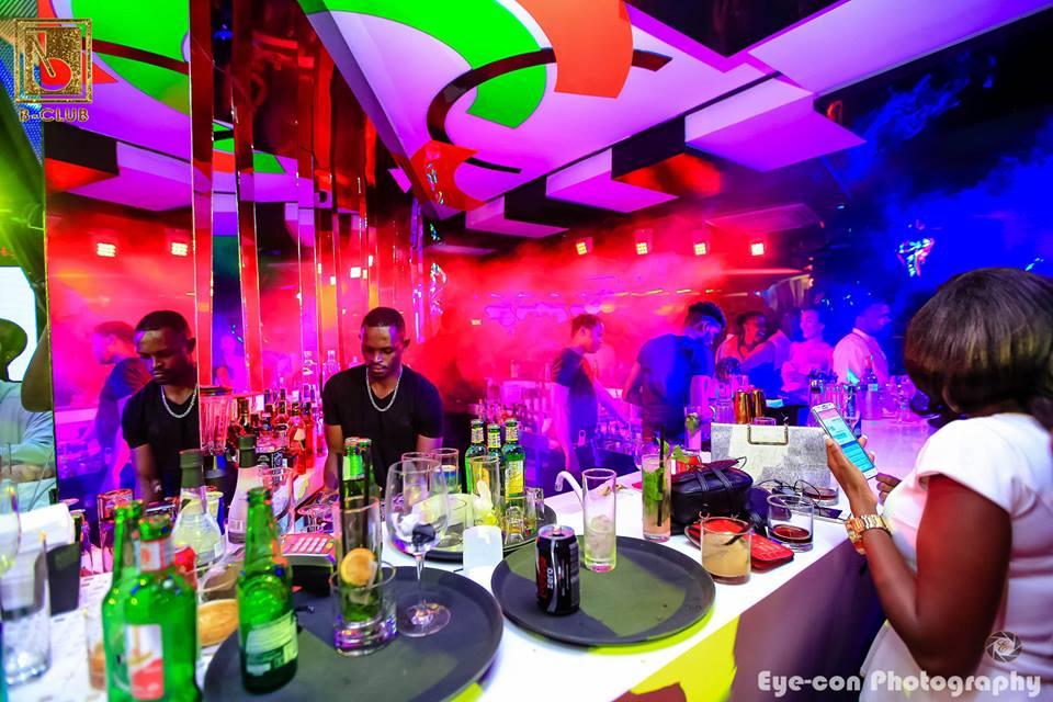 inside b club where nairobi millionaires blow their