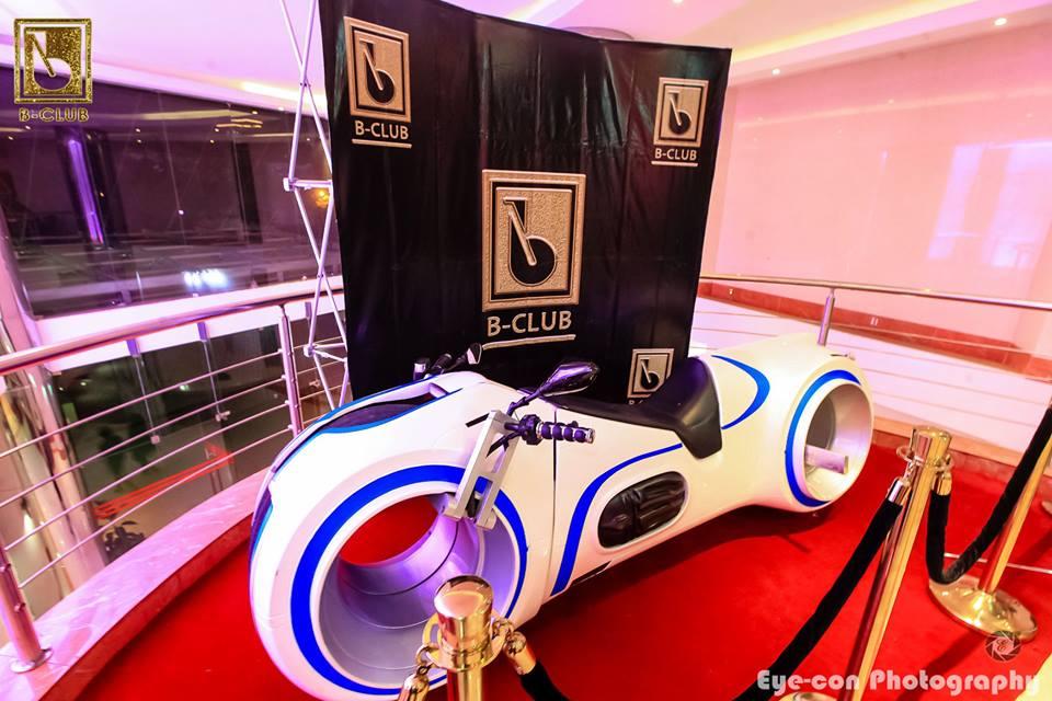 Inside B Club - Where Nairobi Millionaires Blow Their