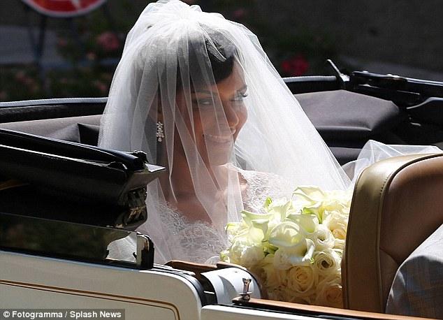 Epic Photos From Samuel Etoo's Wedding In Italy - Naibuzz