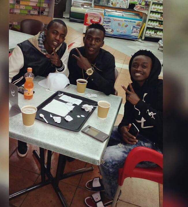 willy paul and bahati 2