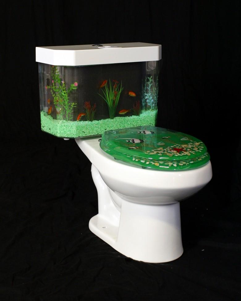10. Fish n Flush
