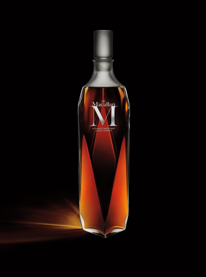5. The Macallan 'M' Six Litre In Lalique