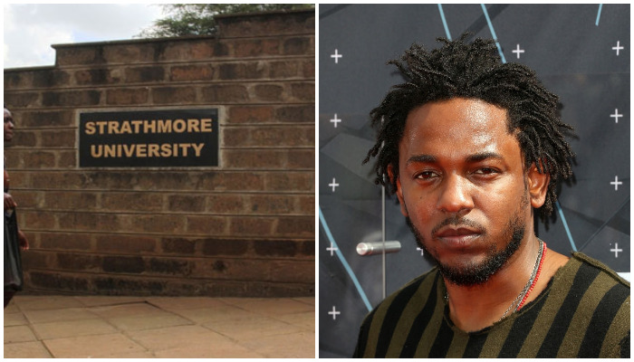 Strathmore University Use Kendrick Lamar Rap Lyrics In Exam
