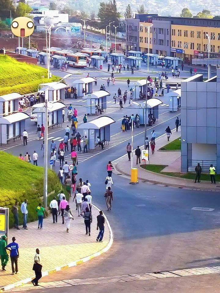 rwanda bus station