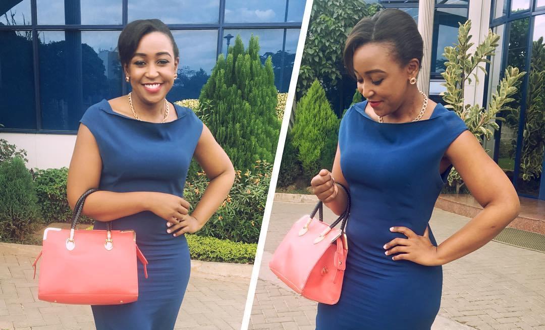 Photo Betty Kyalo Flaunts Her Ksh60k Sneakers Naibuzz